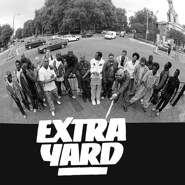 Extra Yard LP, Big Dada Records