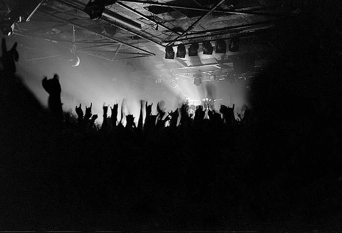 Slayer, Nottingham