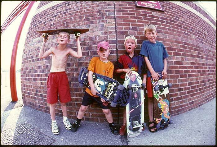 Barnsley locals 1999