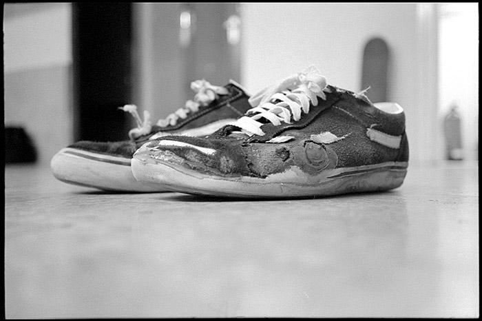 proper skate shoes
