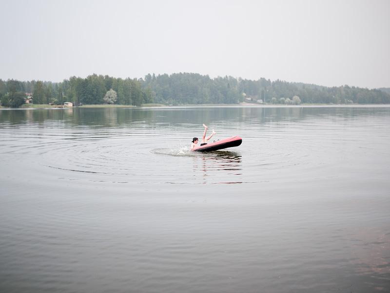 Danny Brady, Finland