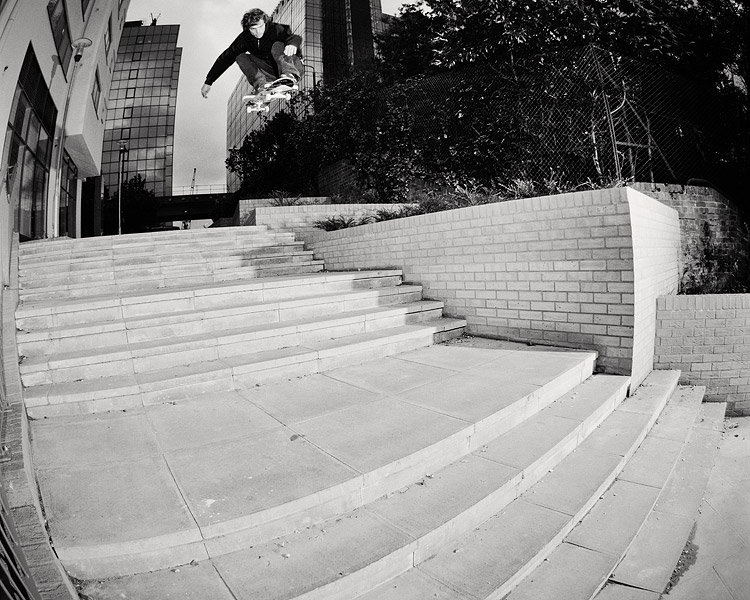 Andrew Brophy, Ollie, London
