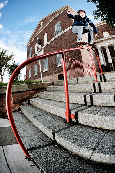 Chris Jones, Wallie 50-50, Liverpool
