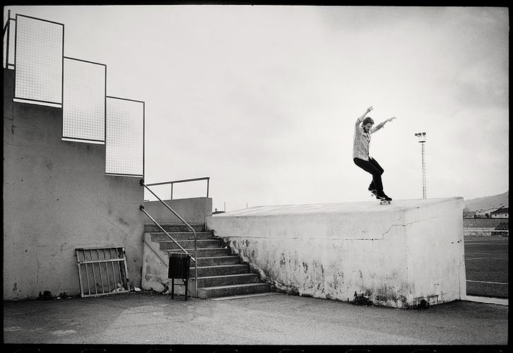 Joel Curtis, Nosewheelie, Mallorca