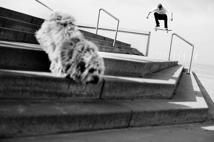 Neil Smith, Switch Frontside Shove-it, Copenhagen